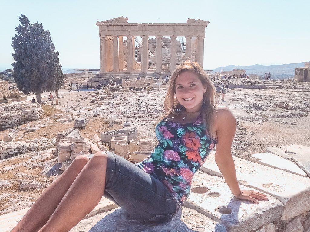 Akropolis Athene Casa Borita