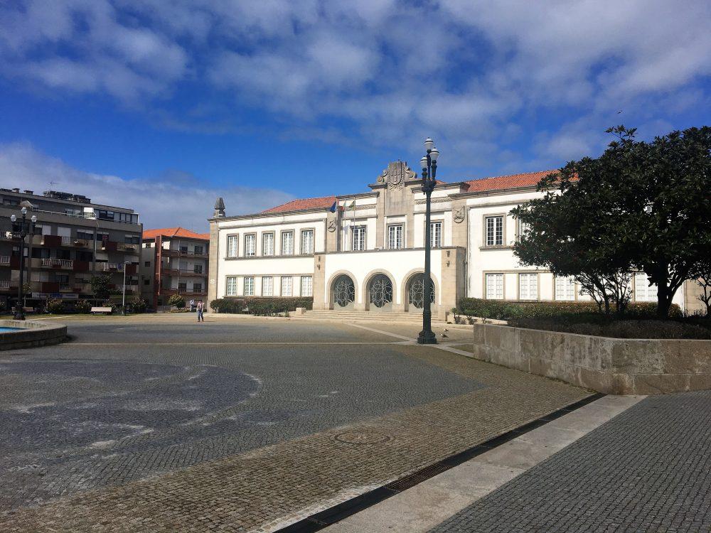 Stadhuis van Espinho