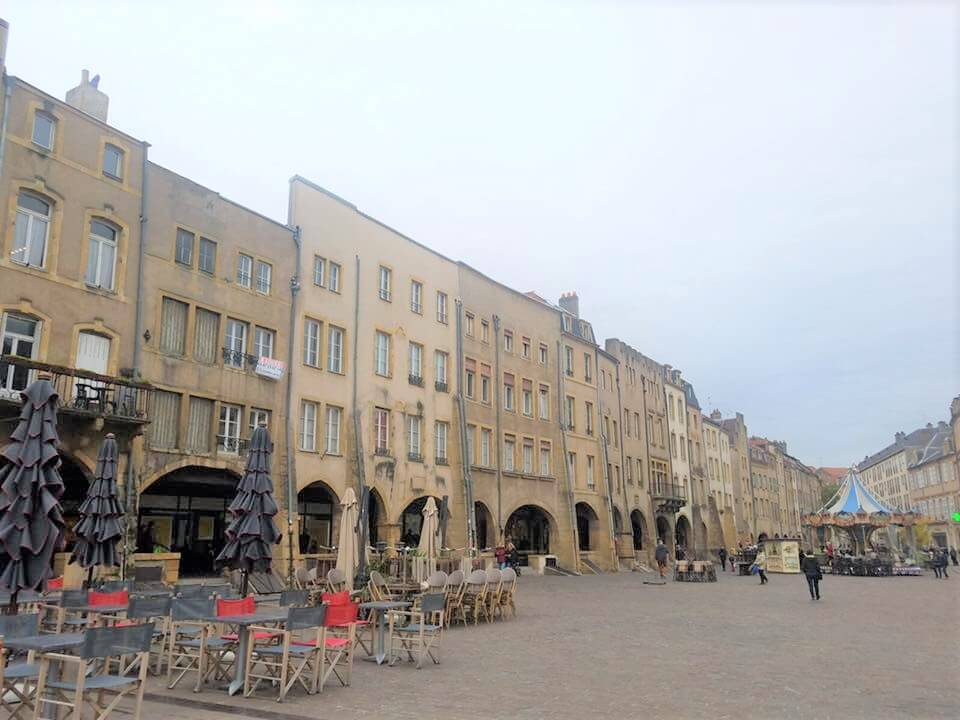 Metz Place Saint Louis Casa Borita