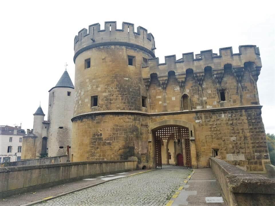 Metz Porte des Allemands Casa Borita