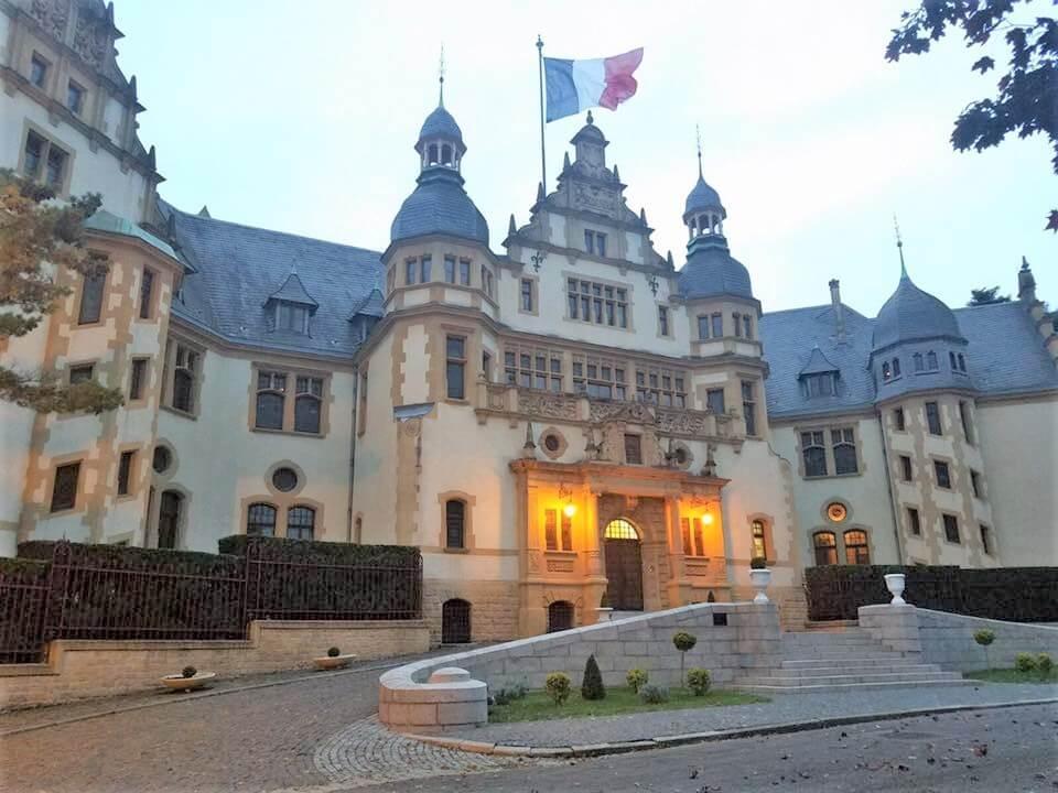 Metz Palais du Gouverneur Casa Borita