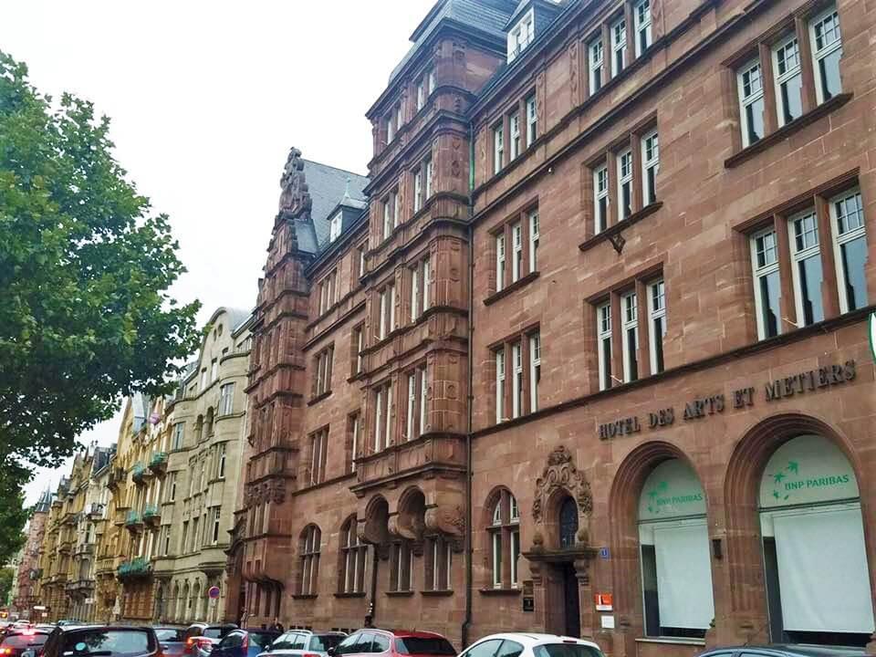 Metz Avenue Foch Casa Borita