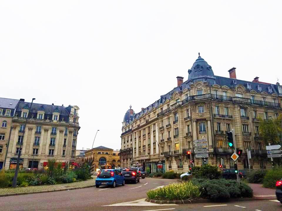 Metz Place Mondon Casa Borita