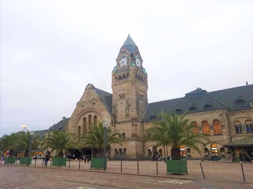 Metz Gare SNCF