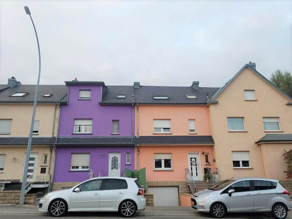 Luxemburg Petange Casa Borita