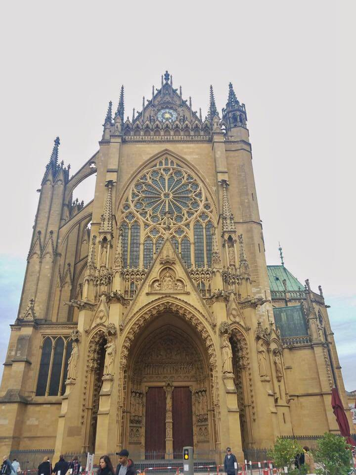 Metz Cathedral Casa Borita