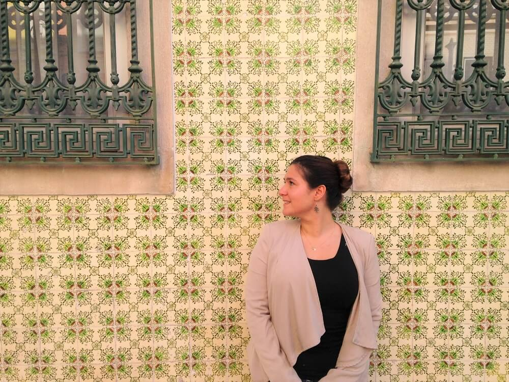 Lissabon Azulejo Casa Borita