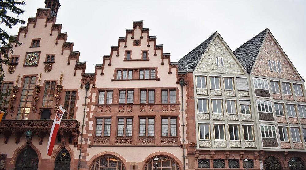 Frankfurt Römer Casa Borita