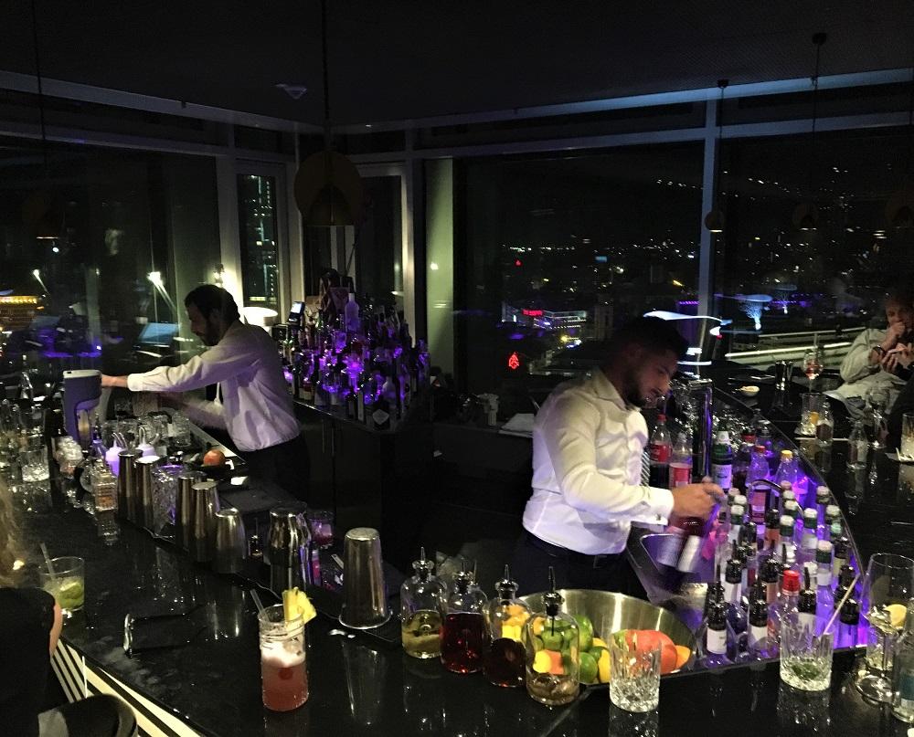 Frankfurt 22nd Lounge Casa Borita