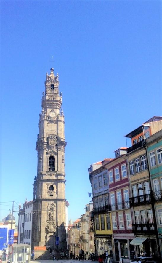 Clérigos Porto Casa Borita