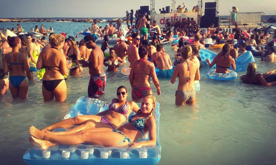 Float Fest Curaçao Casa Borita