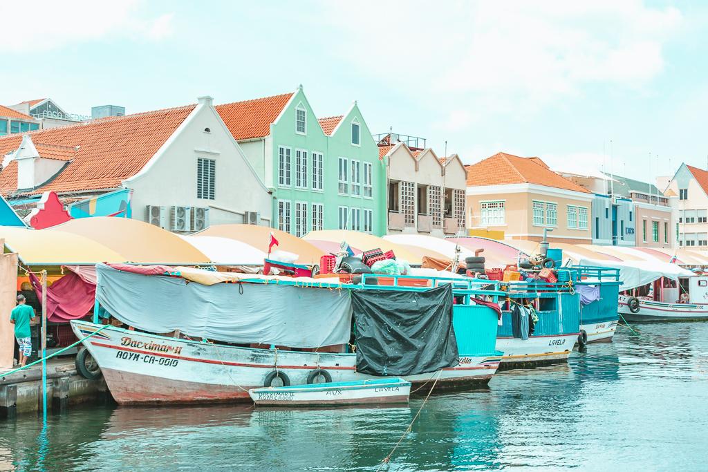 Curaçao Floating Market