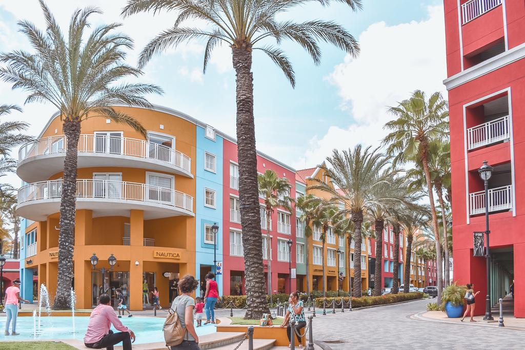 Curaçao Willemstad Riffort