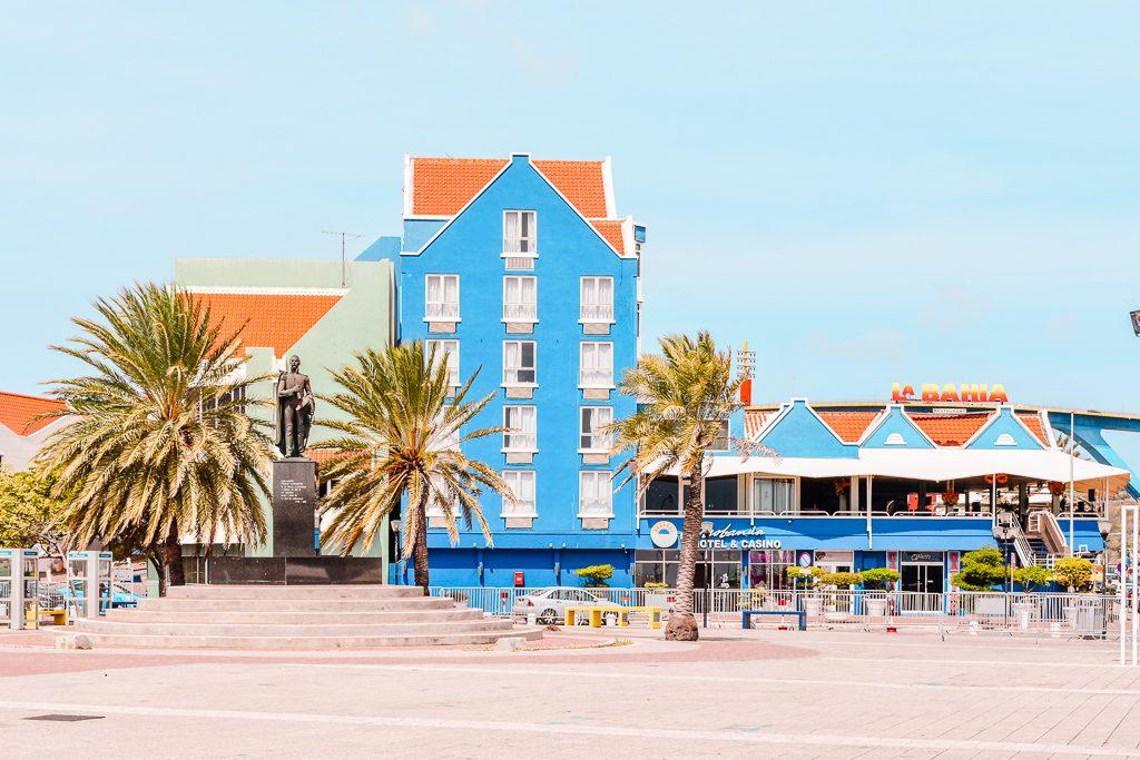 Curaçao Willemstad Otrobanda