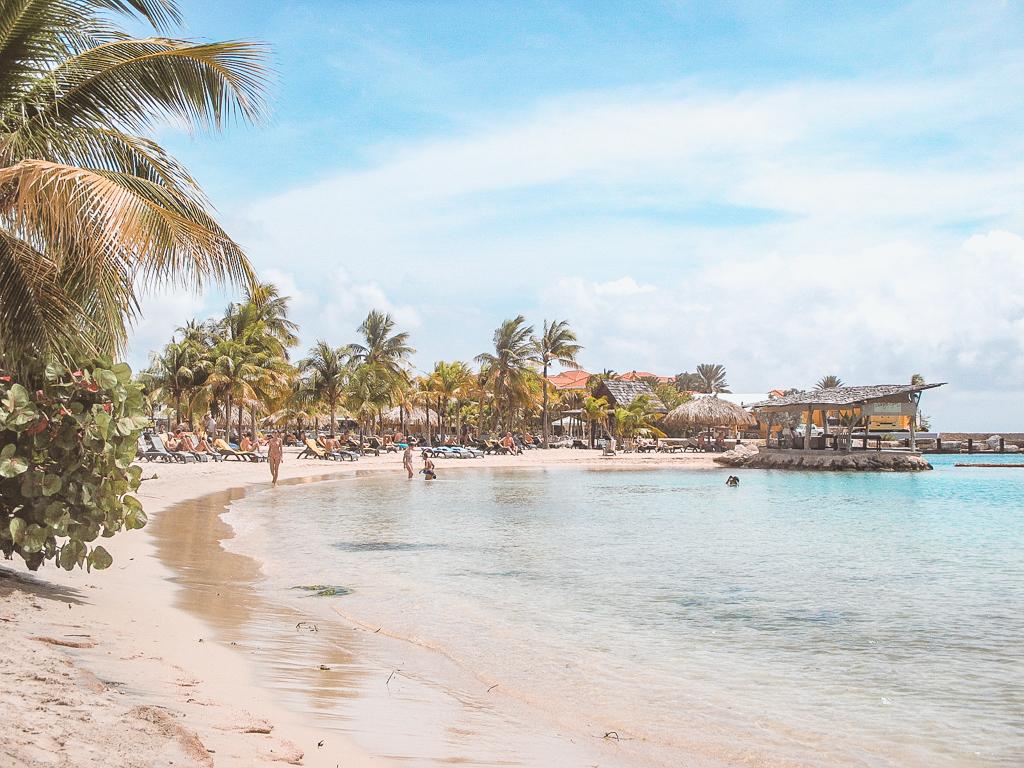 Curaçao Seaquarium Beach Mambo Beach