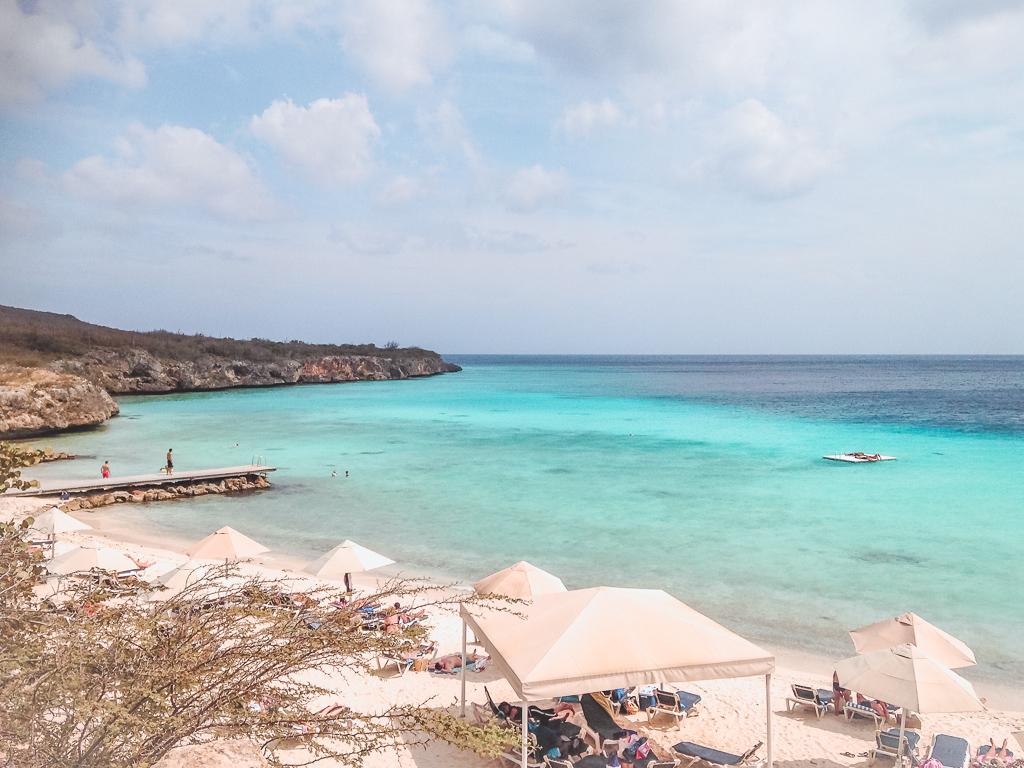Curaçao Porto Mari beach