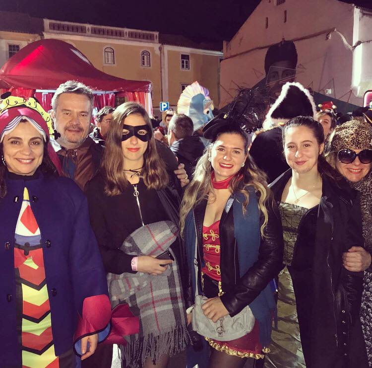 Carnaval Torres Vedras Casa Borita