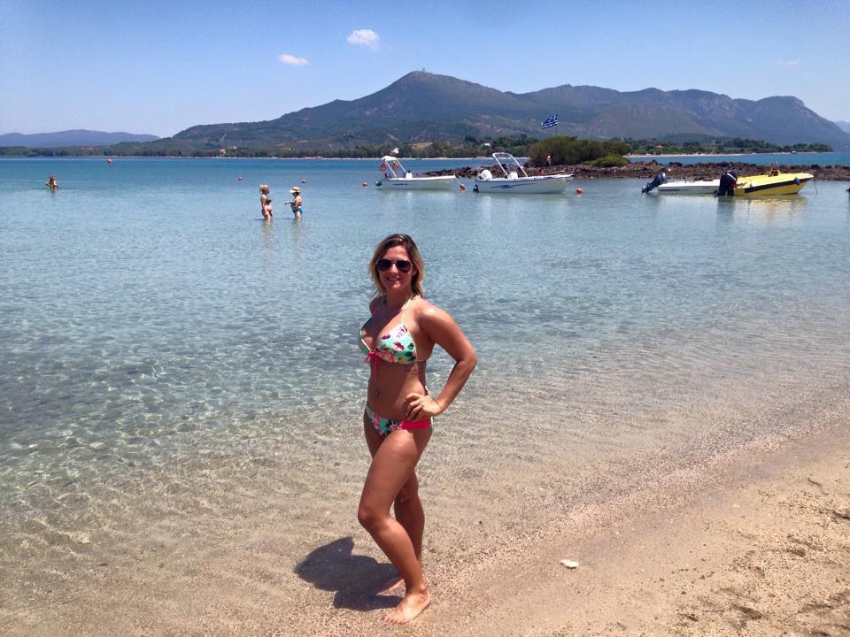Een heerlijk stranddagje op Lichadonisia