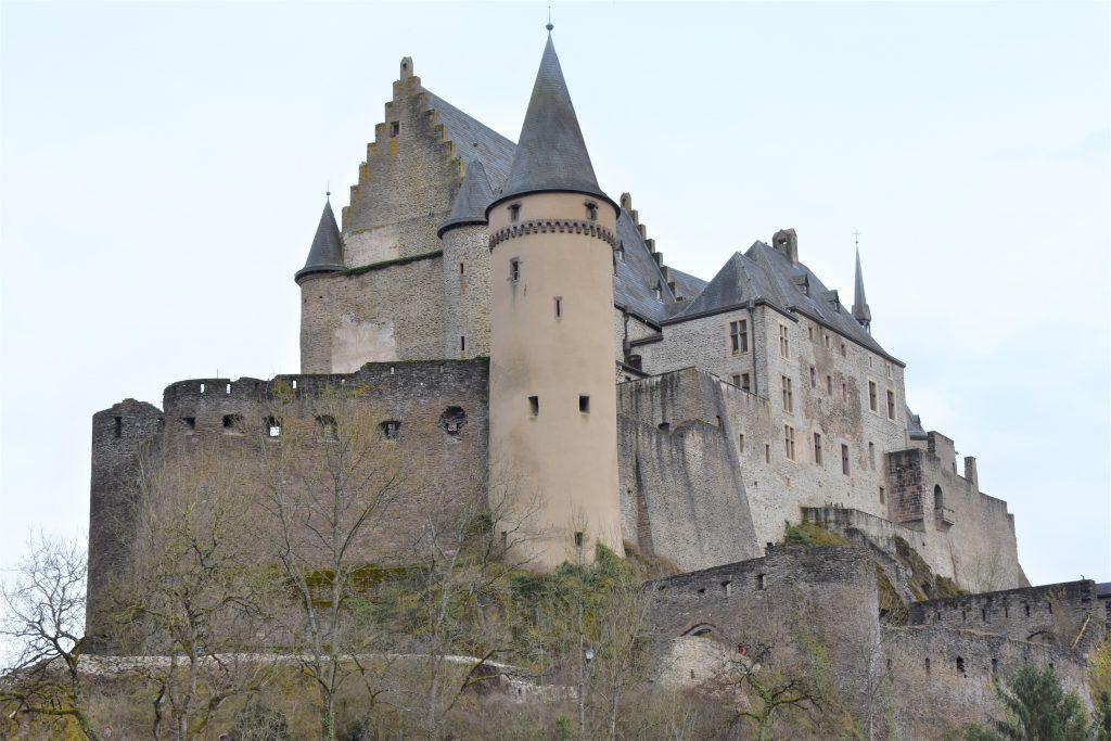 Vianden Castle Casa Borita