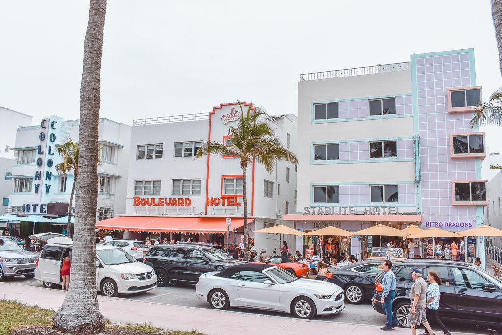 Ocean Drive Miami Casa Borita