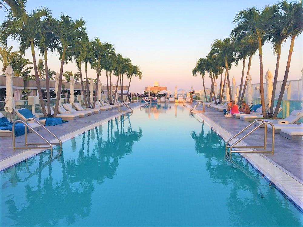 1 Hotel Rooftop Miami Casa Borita