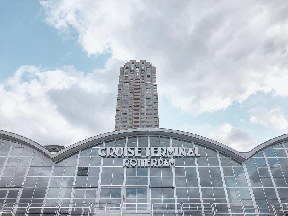 Cruise Terminal Rotterdam Casa Borita