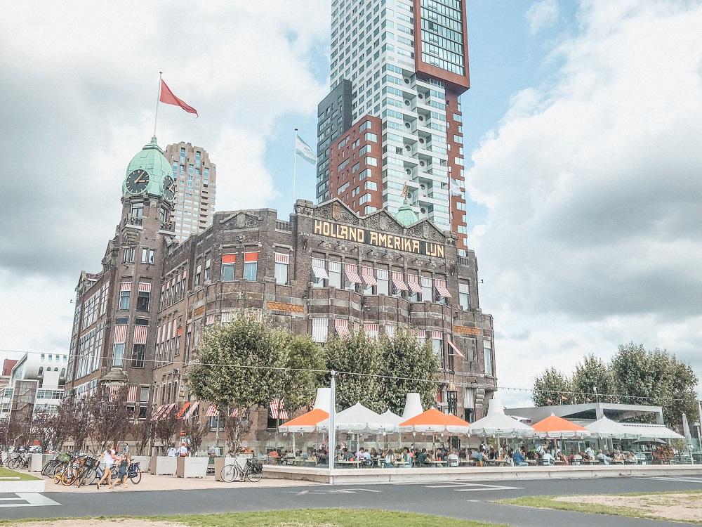 Hotel New York Rotterdam Casa Borita