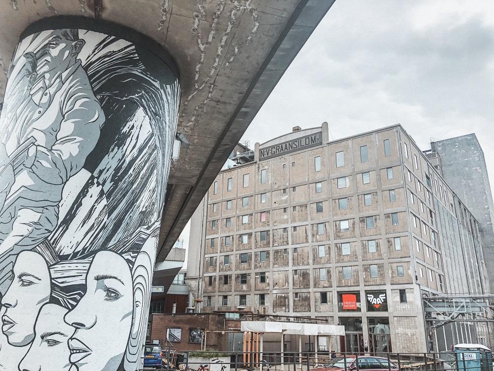 Maassilo Rotterdam Casa Borita