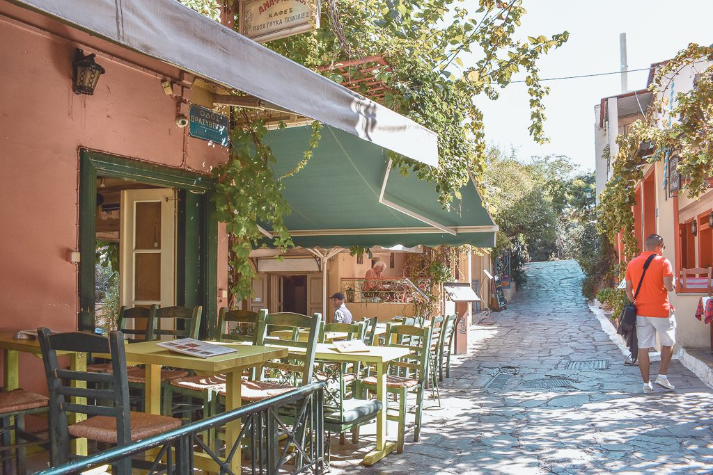 Pláka Athens Casa Borita