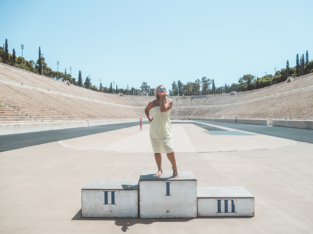 Panathenaic Stadium Athens Casa Borita