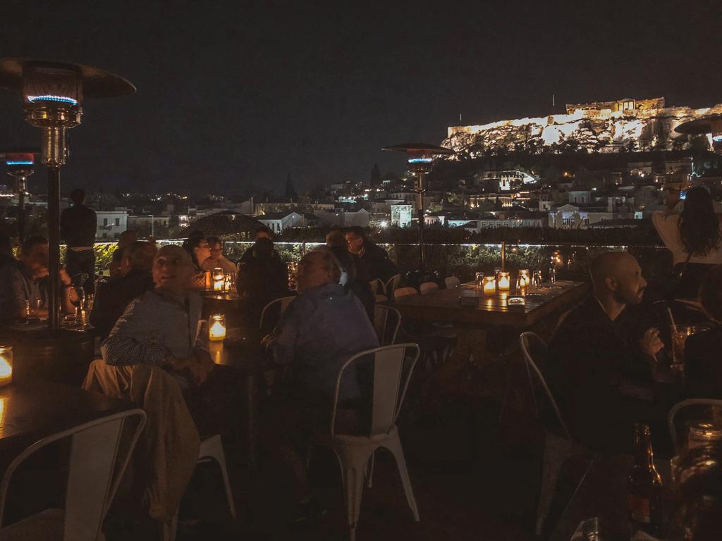 360 Athens Casa Borita