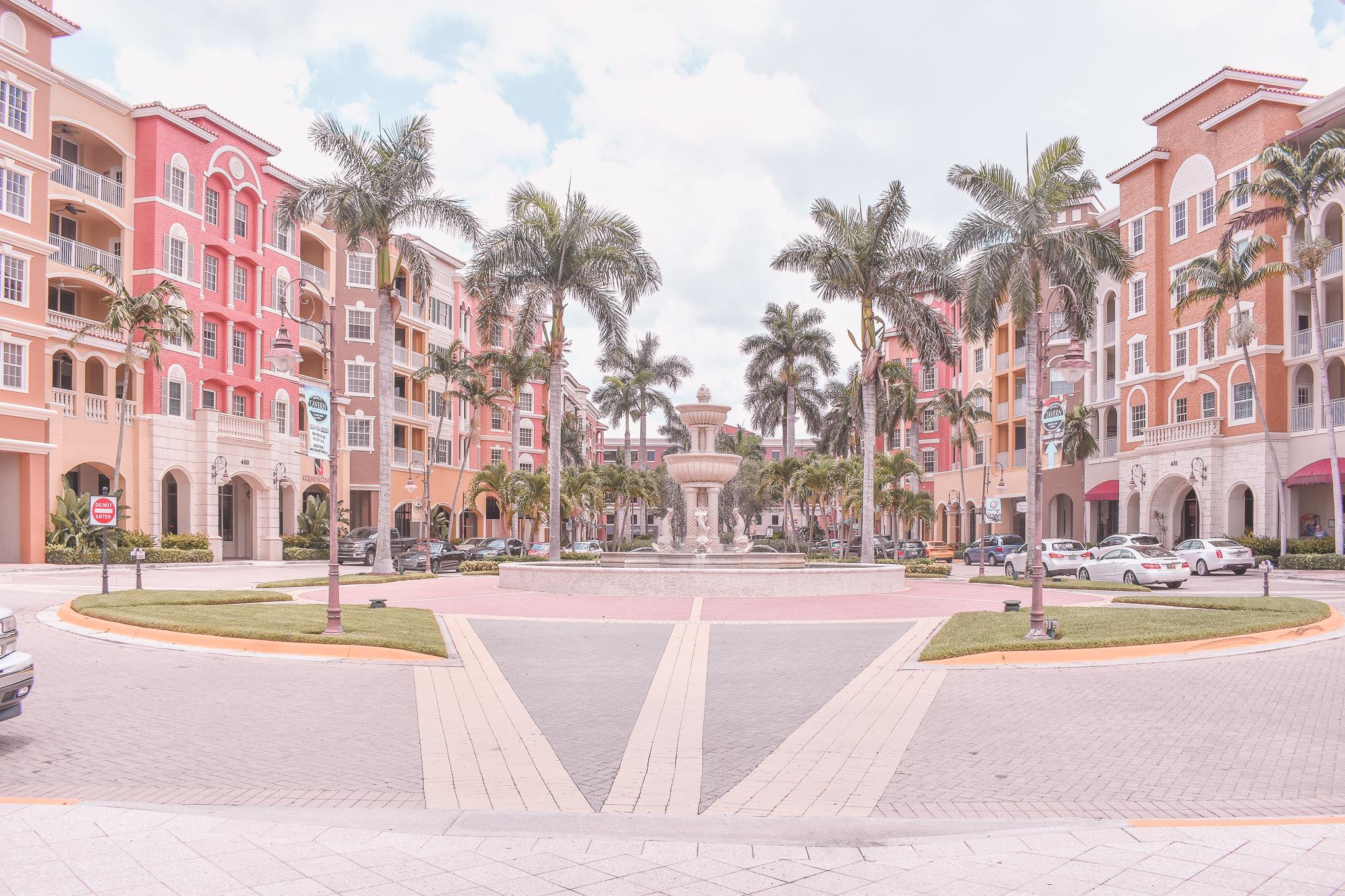 Naples Florida Bayfront Casa Borita