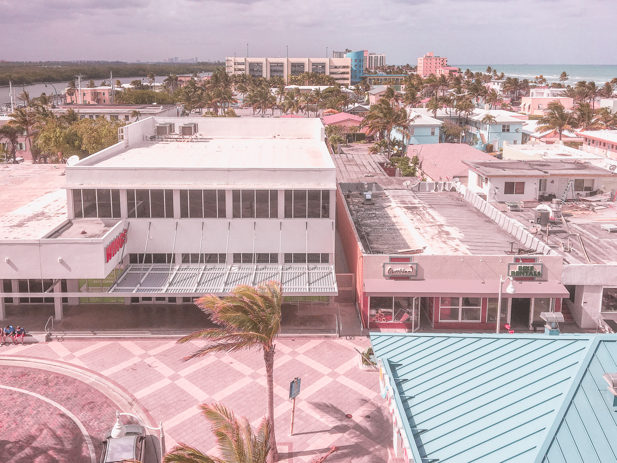 Hollywood Beach Florida Casa Borita