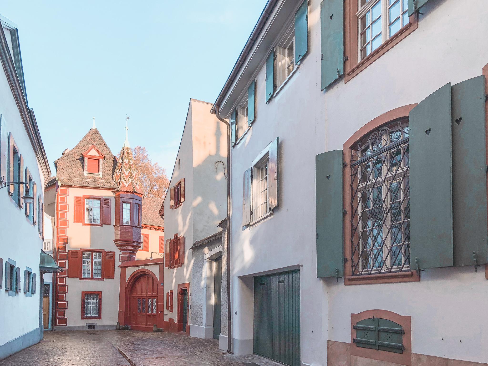 Basel Casa Borita