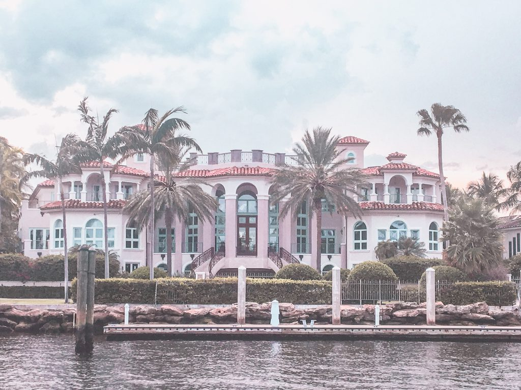 Fort Lauderdale Millionaire's Row Casa Borita