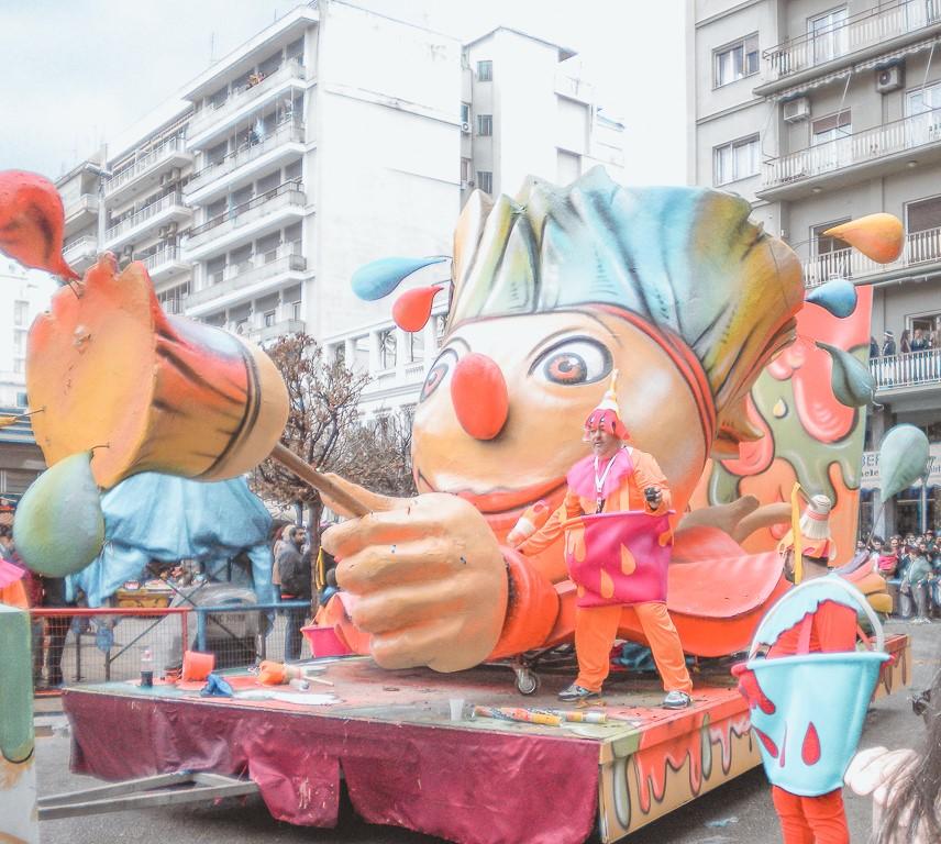 Patras Carnival Casa Borita