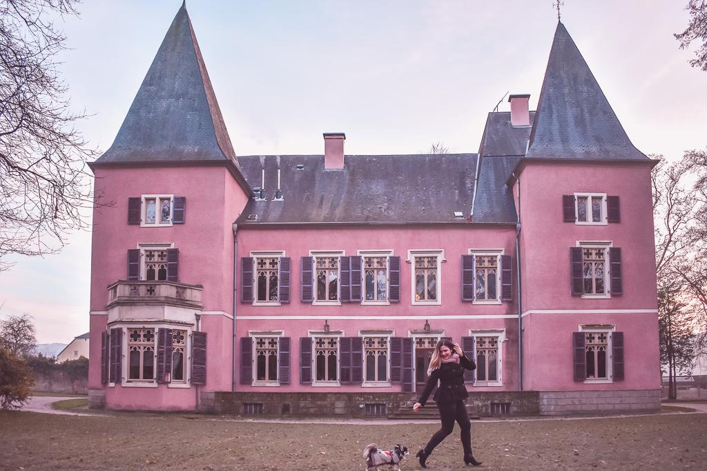 Erpeldange Castle Luxembourg Casa Borita