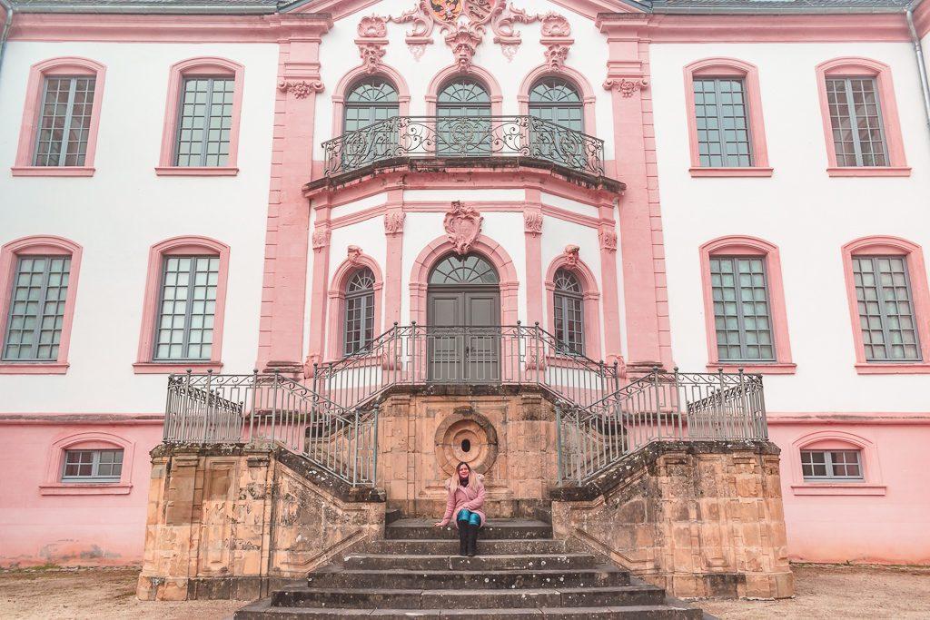 Slot Weilerbach Duitsland Casa Borita