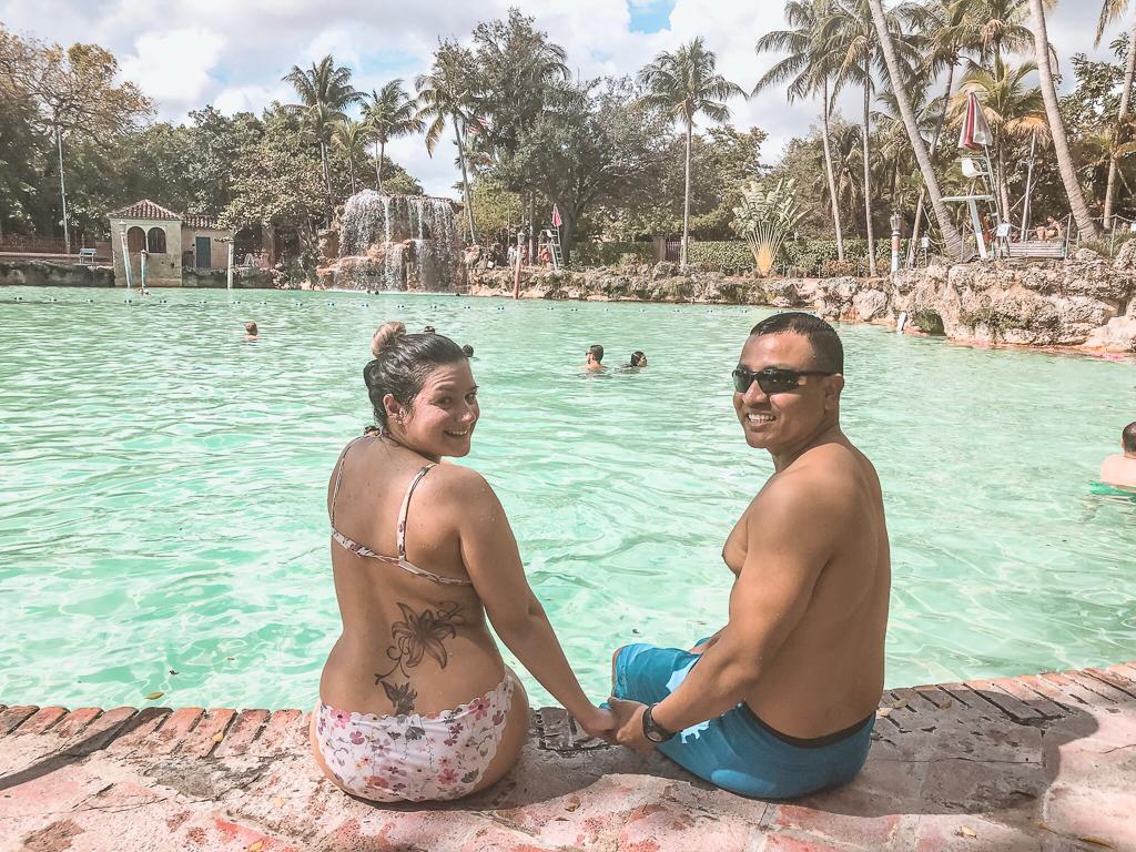 Miami Coral Gables Venetian Pool Casa Borita