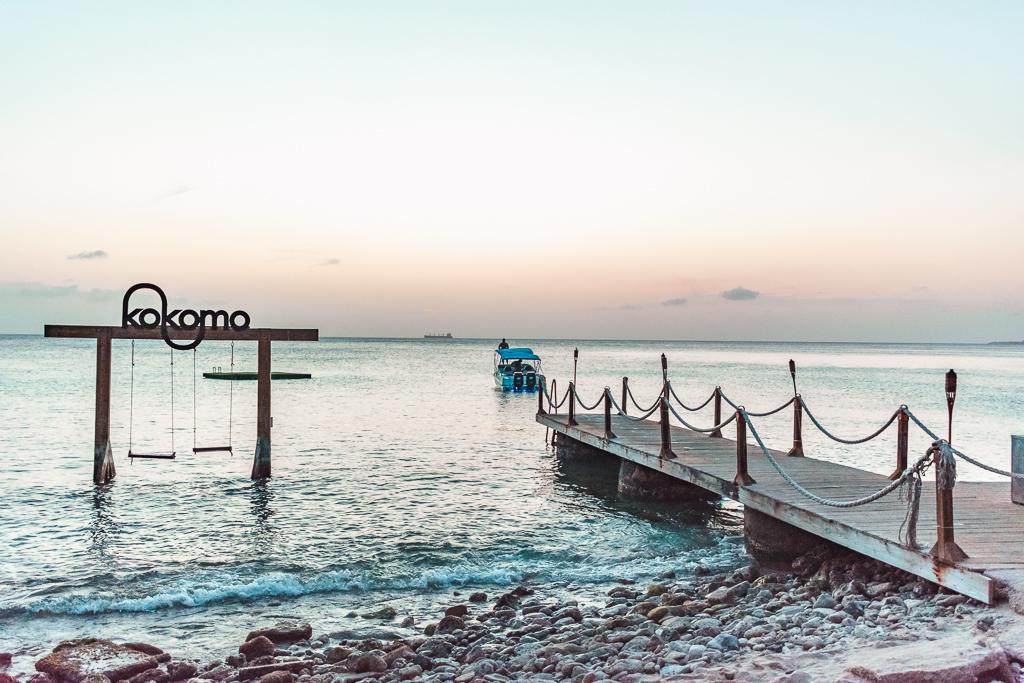 Kokom Beach Curaçao