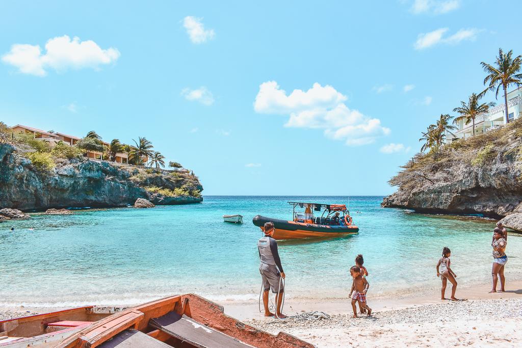 Playa Lagun Powerboat Caribbean Curaçao