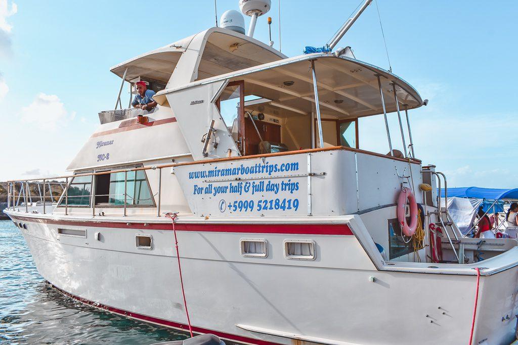 Miramar Boat Trips Curaçao
