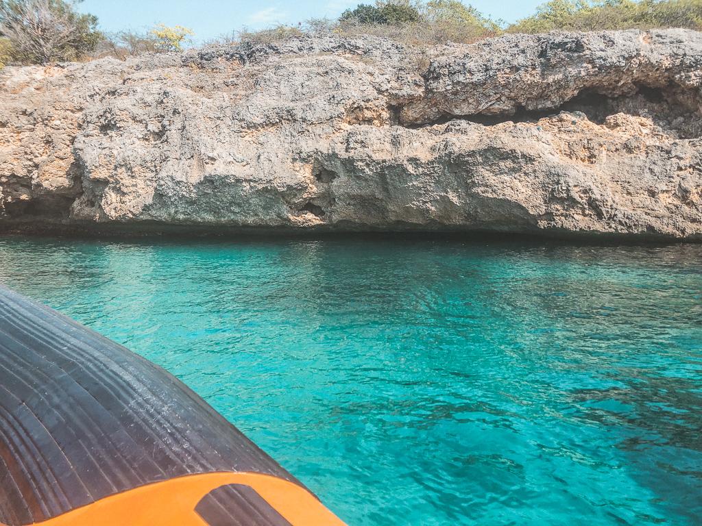 Blue Room Curaçao Powerboat Caribbean