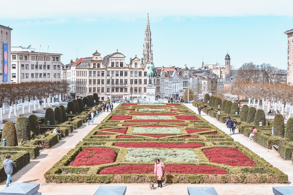 Brussels Mont des Arts