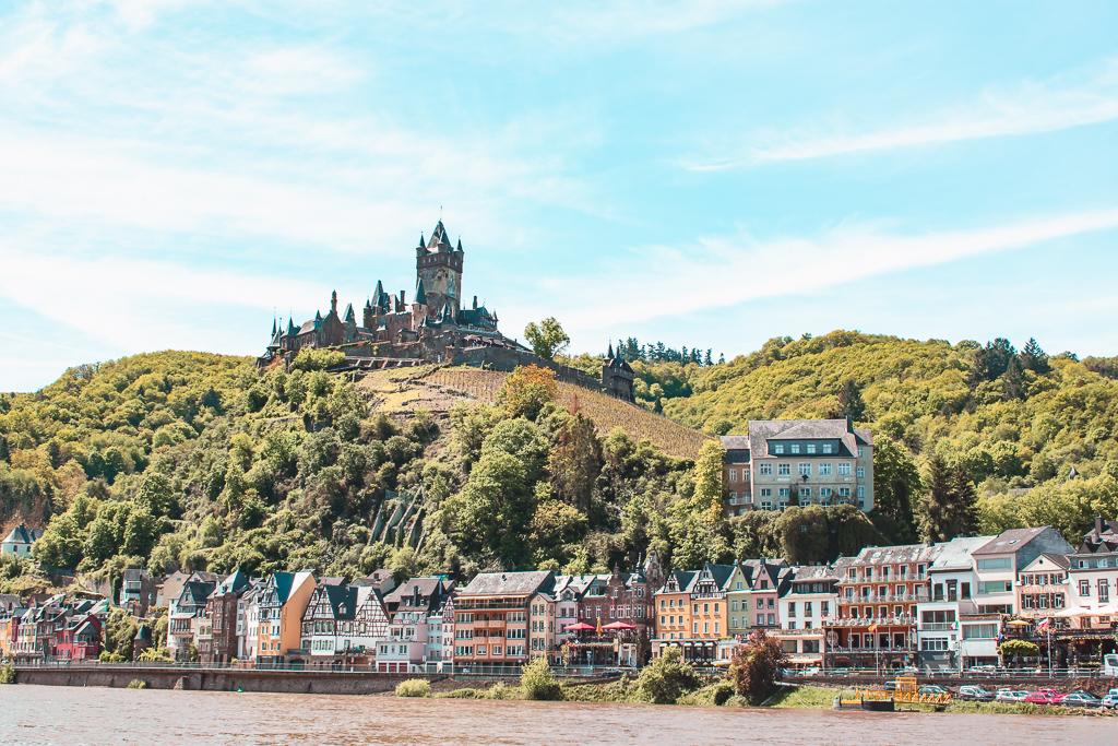 Cochem Eifel Germany
