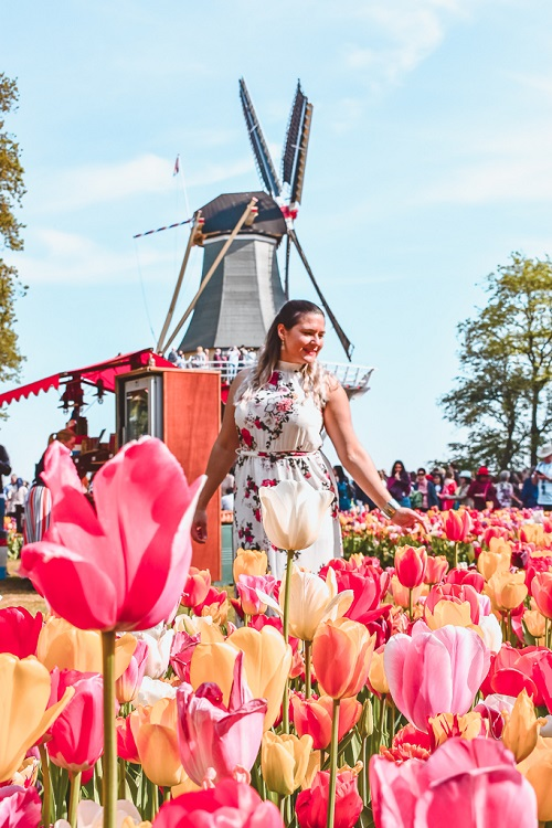 Keukenhof Lisse The Netherlands