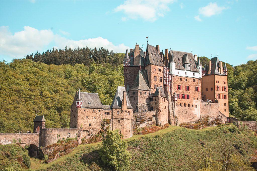 Burg Eltz Eifel Duitsland