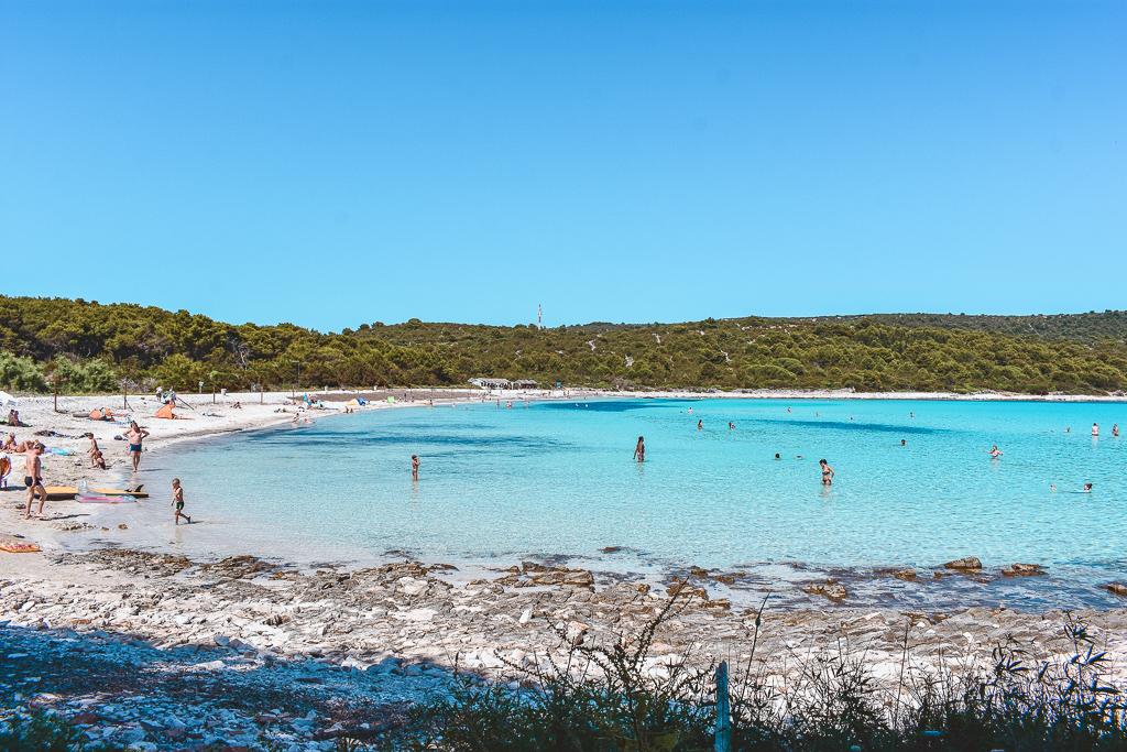 Sakarun Beach Dugi Otok Croatia